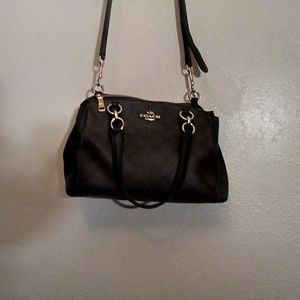 Coach New York purse